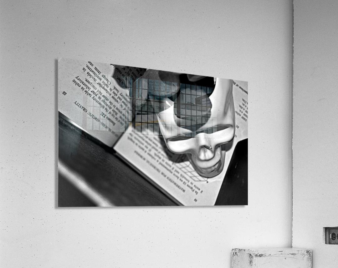 Box Me In  Acrylic Print