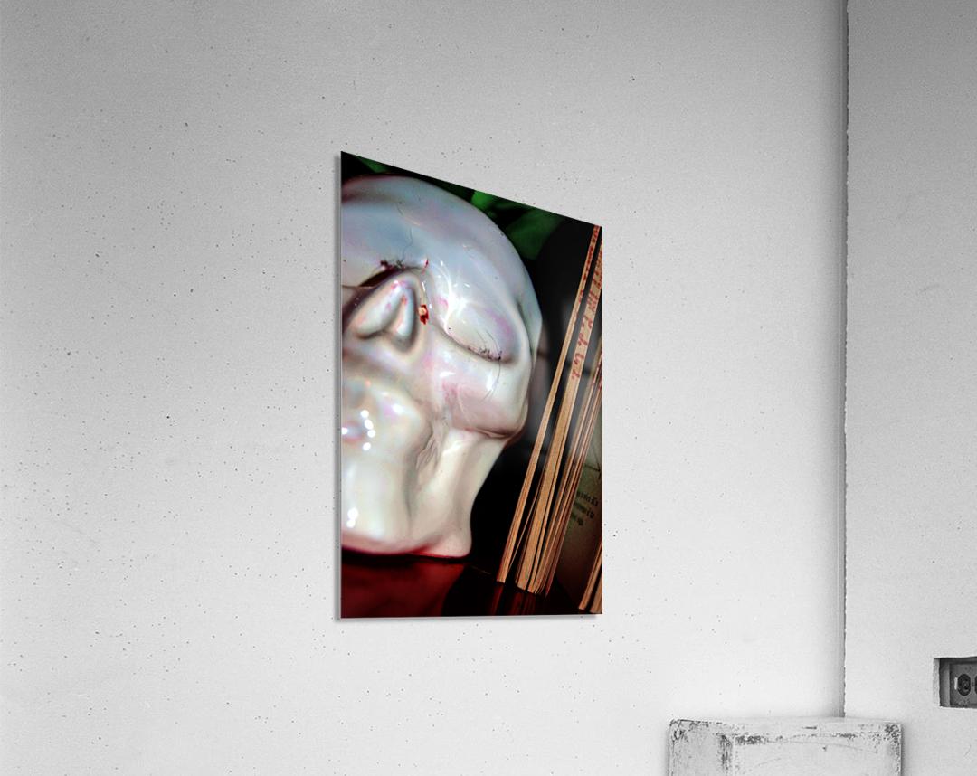 Gross Aroundings  Acrylic Print