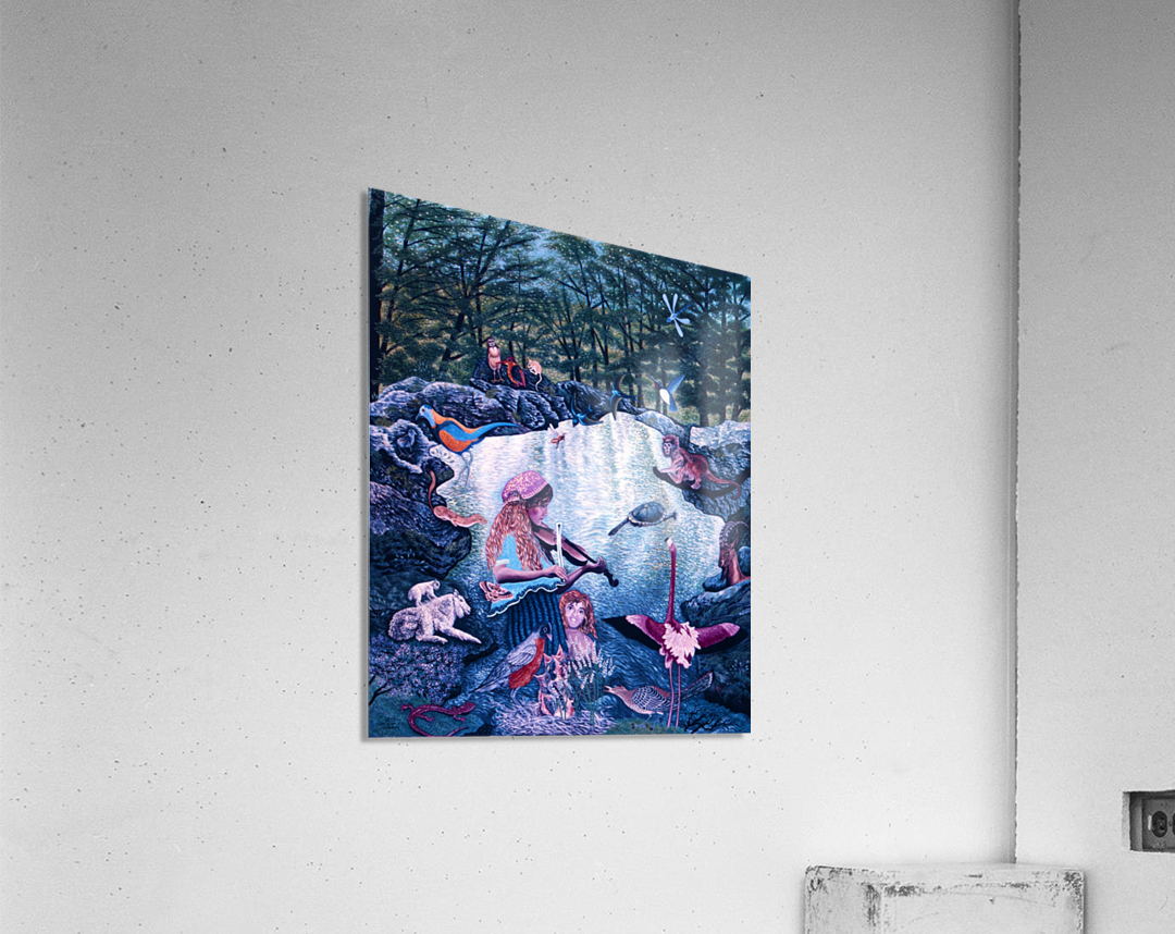 1987 026  Acrylic Print
