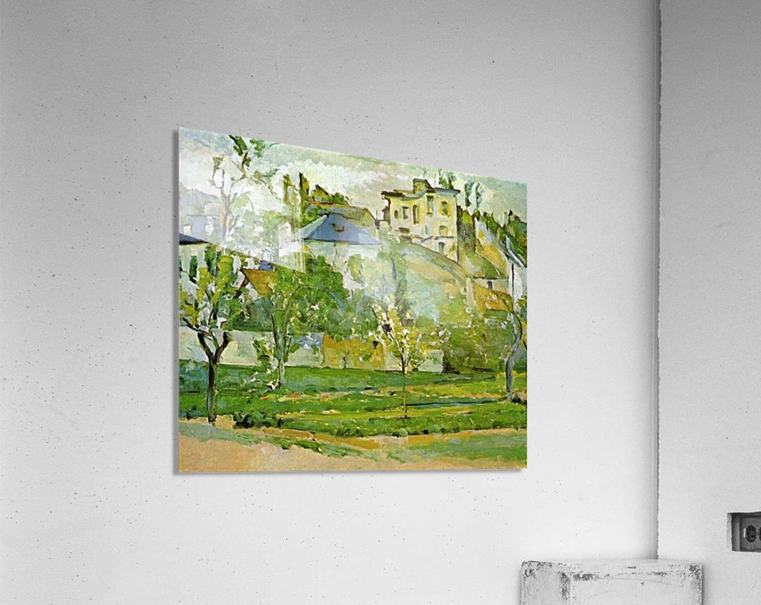Fruit garden in Pontoise by Cezanne  Acrylic Print