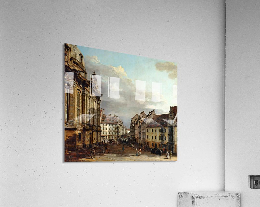 Staatliche Kunstsammlungen Dresden  Acrylic Print