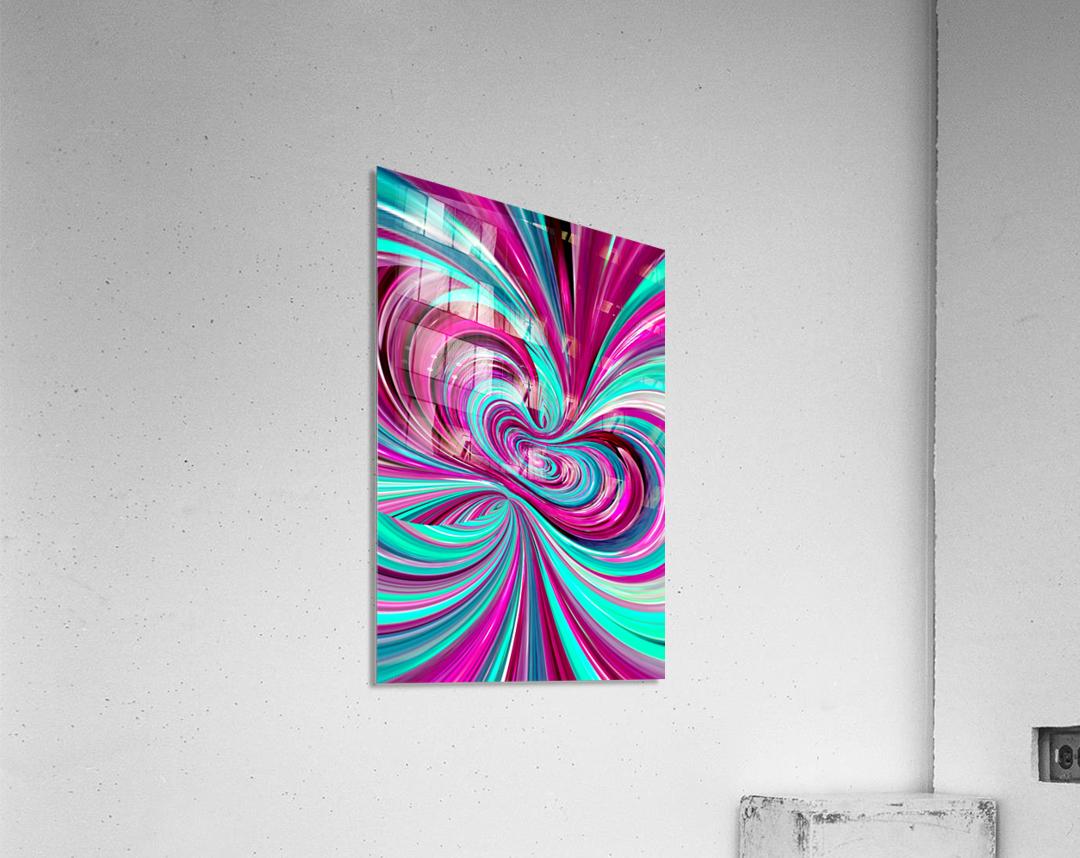PERSPECTIVES 1B  Acrylic Print