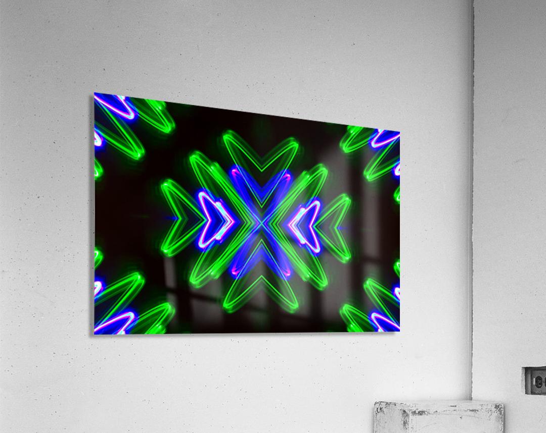 Neon Lights   Acrylic Print