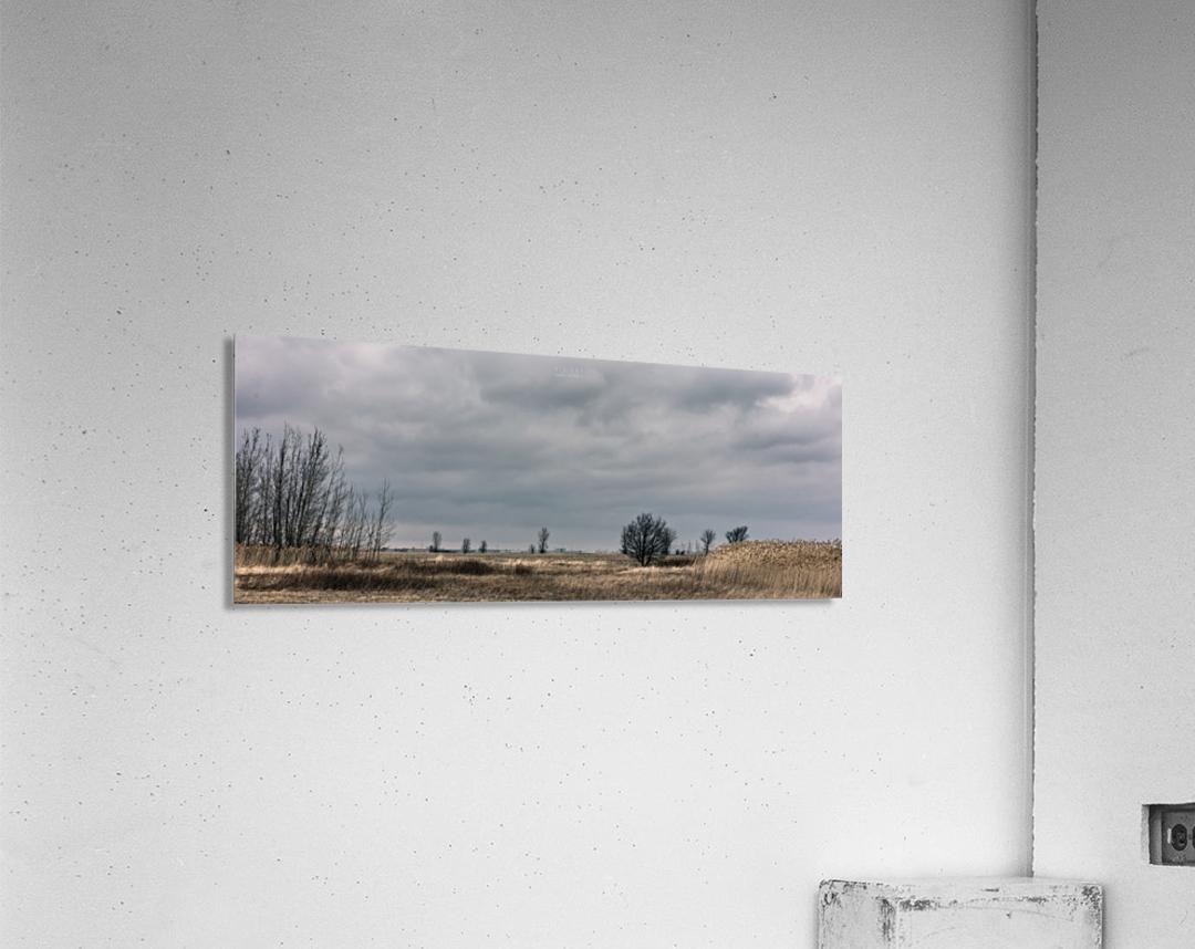 Cloudy sunday  Acrylic Print