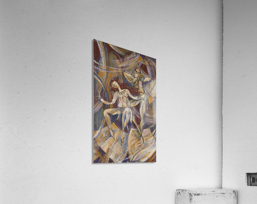 From the series of: Dance  Acrylic Print