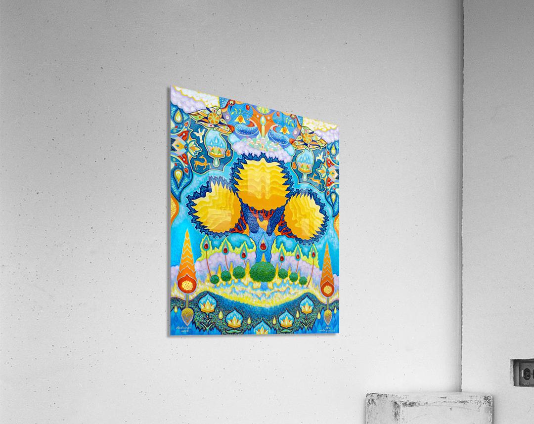 2008 015  Acrylic Print
