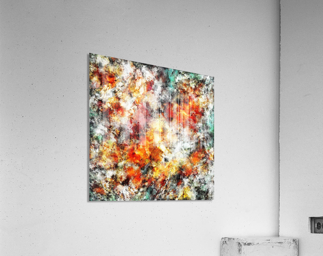 Afterburner  Acrylic Print