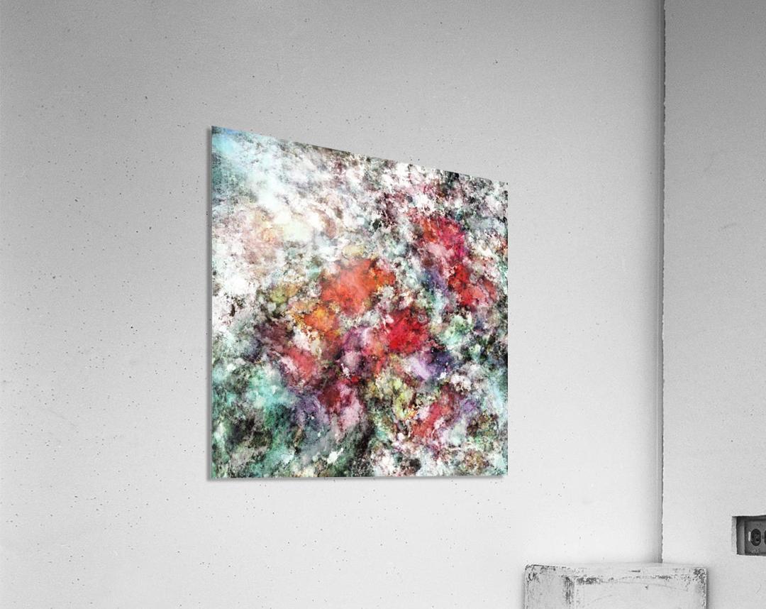 Base  Acrylic Print