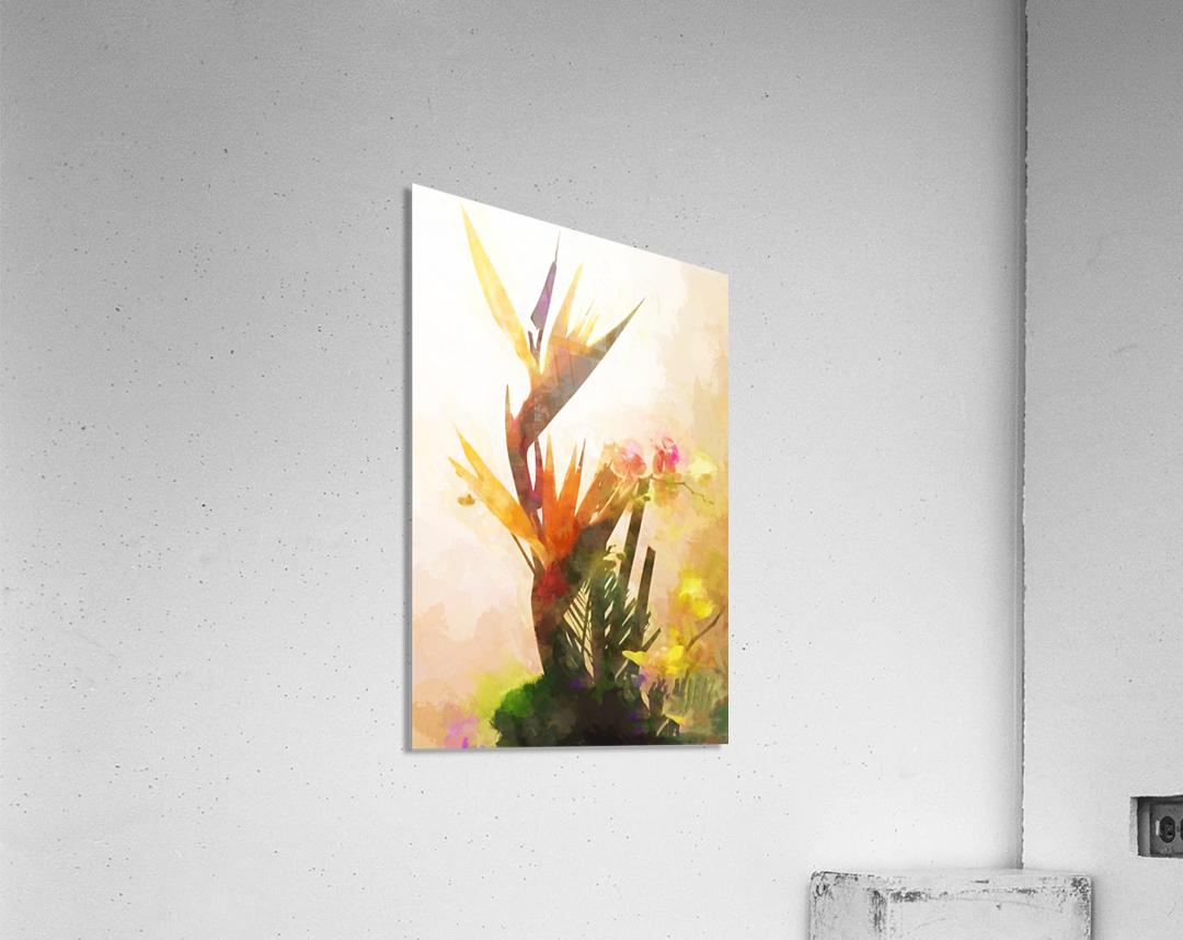 TwoLittleBirds  Acrylic Print