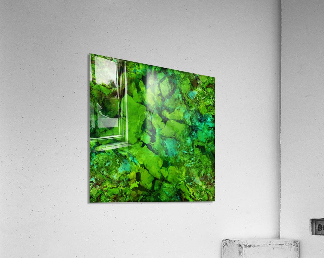 Cage  Acrylic Print