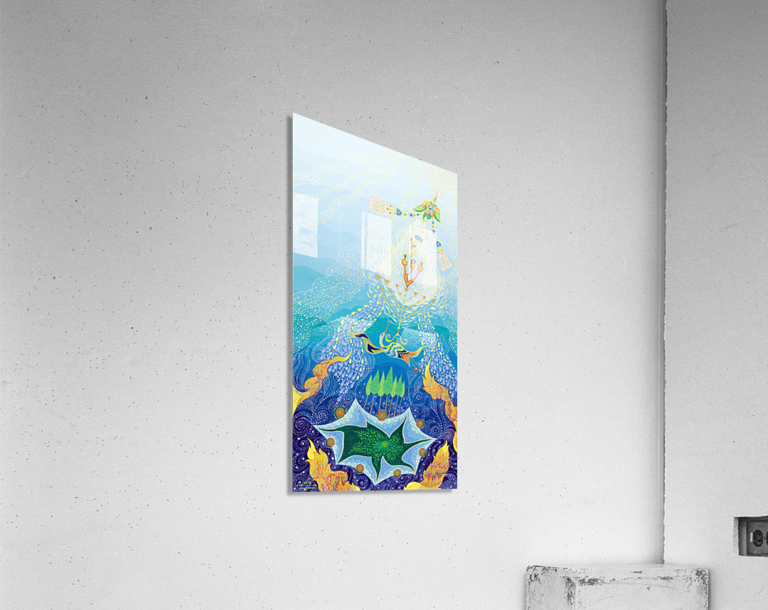 BNC1989-013  Acrylic Print