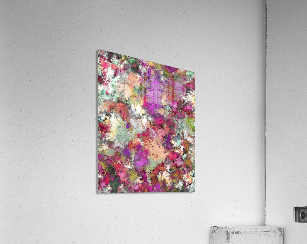 Debris  Acrylic Print
