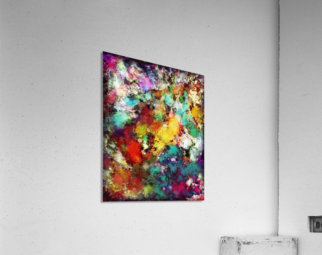 Fuse  Acrylic Print