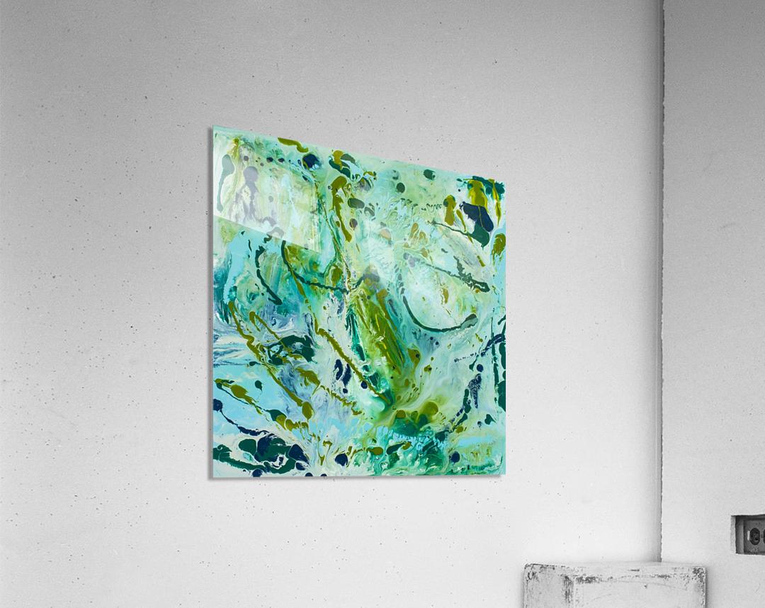 Seaweed Confetti  Acrylic Print