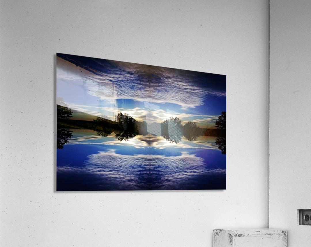Cloudes 97  Acrylic Print