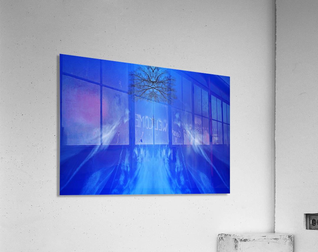 Cloudes 101  Acrylic Print
