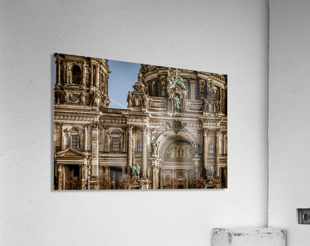 berlin cathedral building_1588539606.9187  Acrylic Print