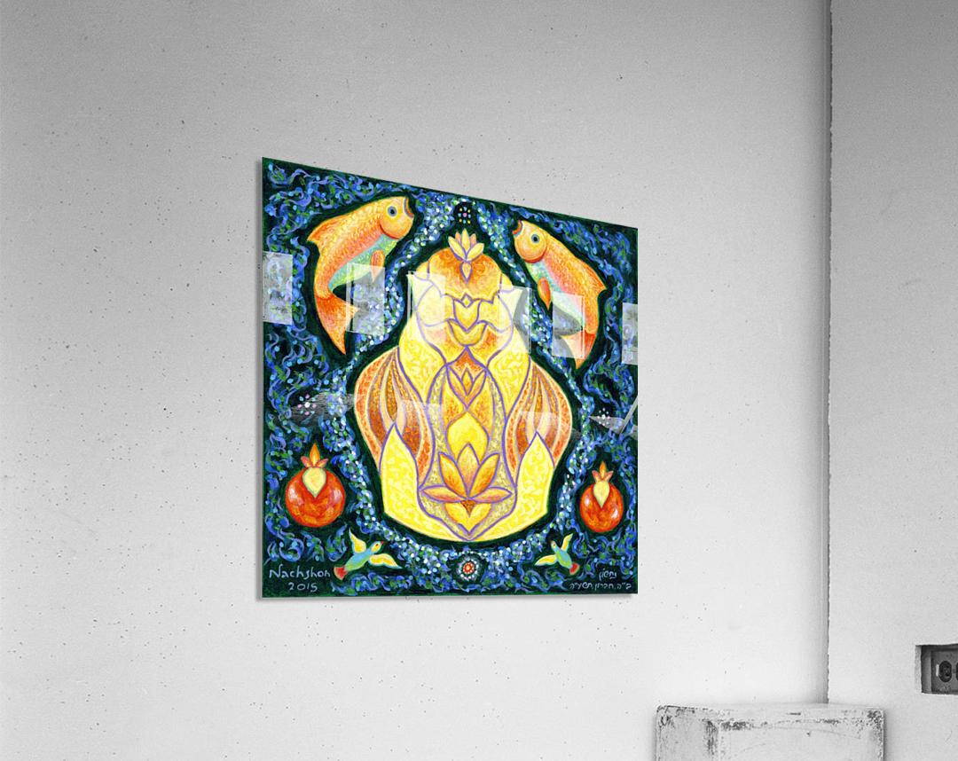 BNC2015-023  Impression acrylique