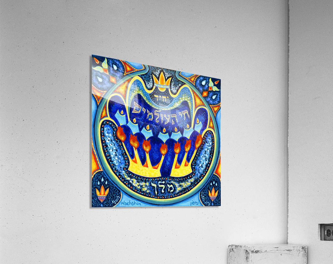 BNC2015-019  Impression acrylique