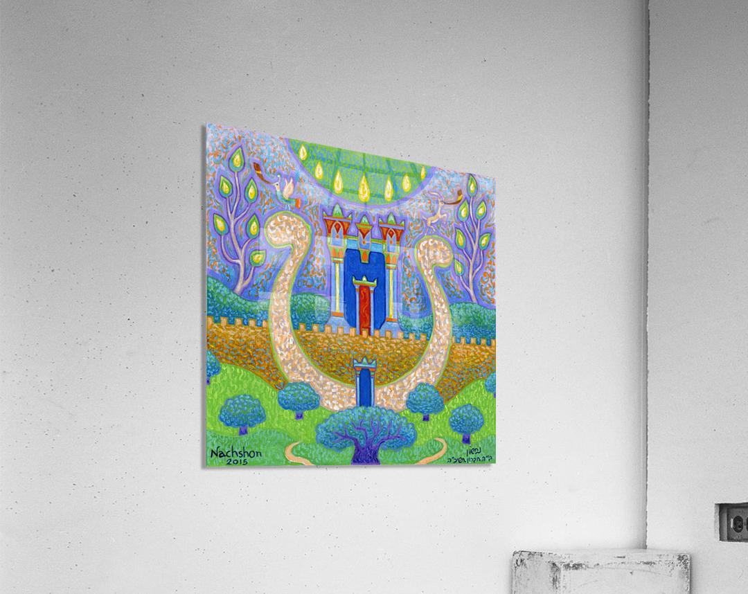 BNC2015-033  Impression acrylique