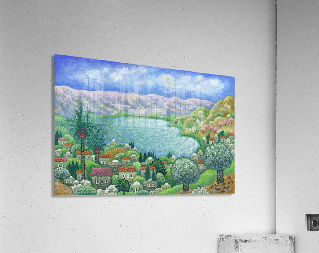 BNC2016-055  Impression acrylique