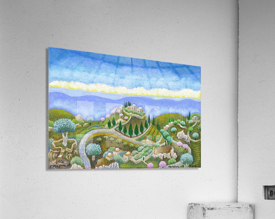 BNC2016-052  Impression acrylique