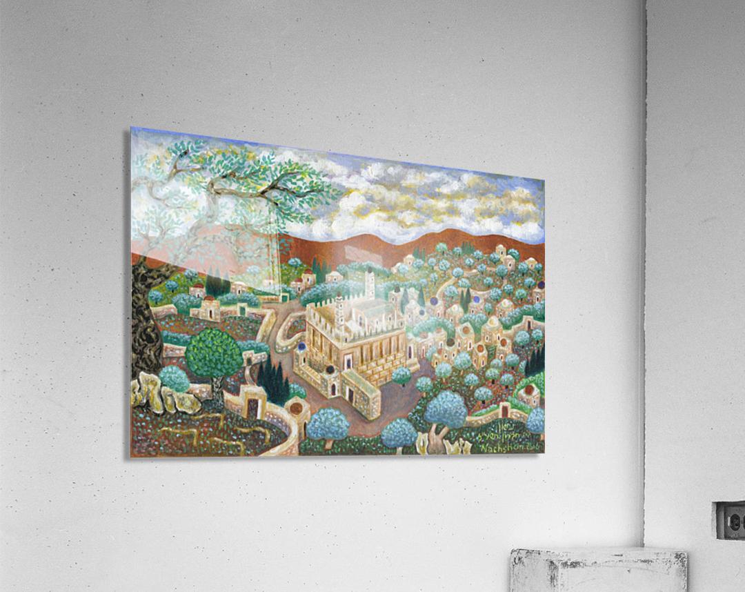 BNC2016-054  Impression acrylique