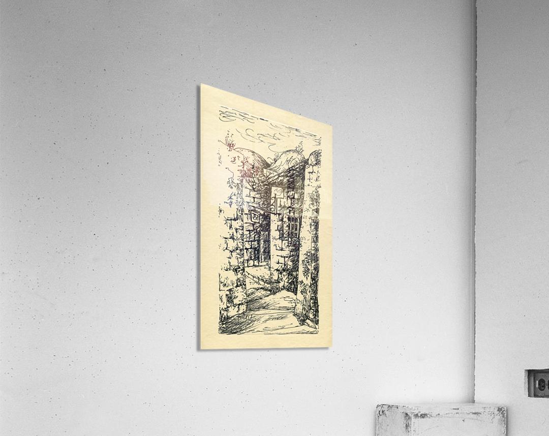 BNC1967-06  Impression acrylique