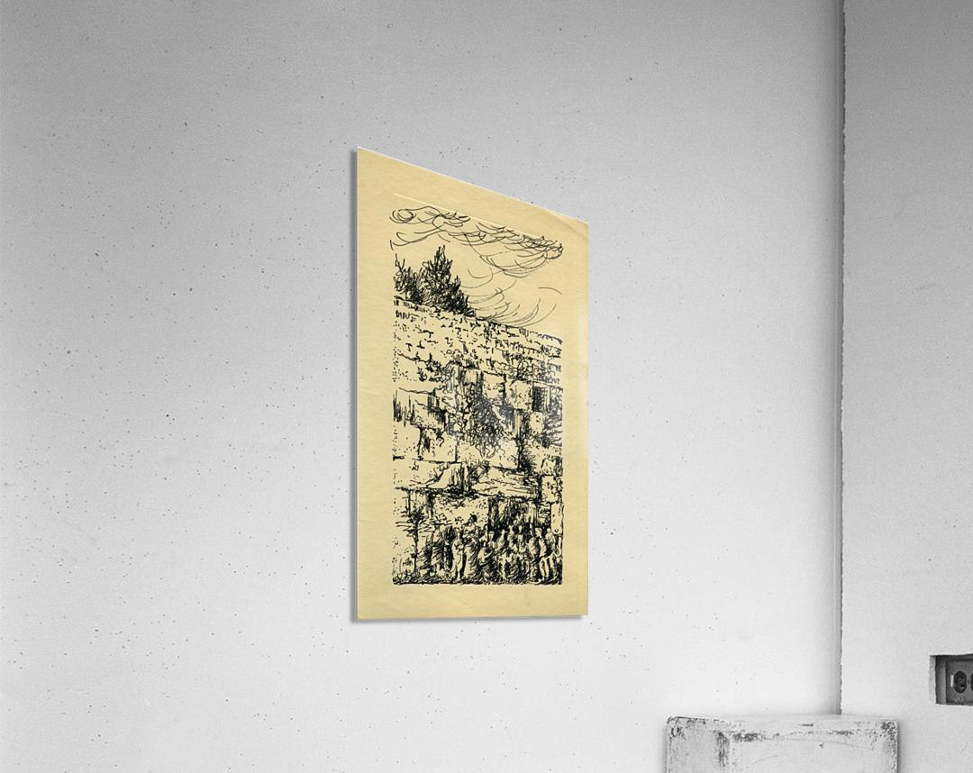 BNC1967-028  Impression acrylique