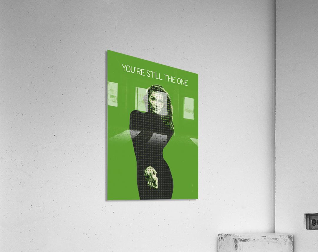youre still the one   Shania Twain  Acrylic Print