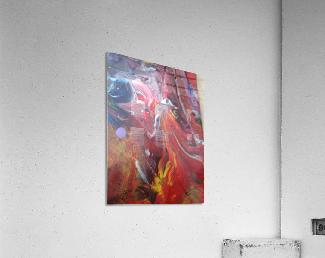 purgutry  Acrylic Print