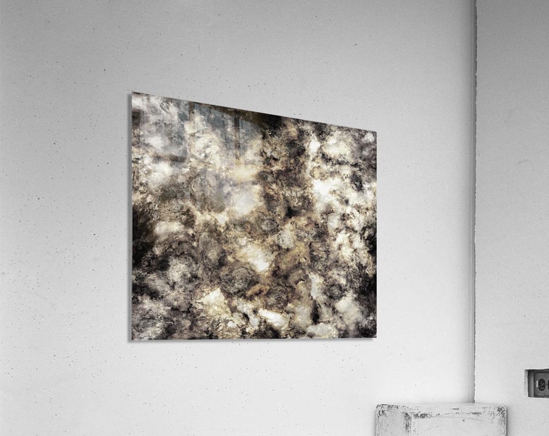 Smoke and mirrors  Acrylic Print