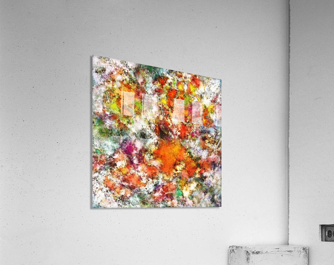 Spangle  Acrylic Print