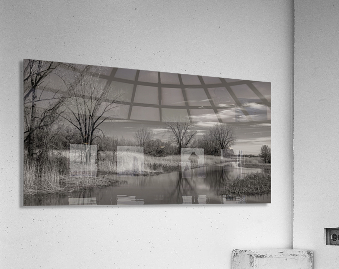 Varennes  Acrylic Print