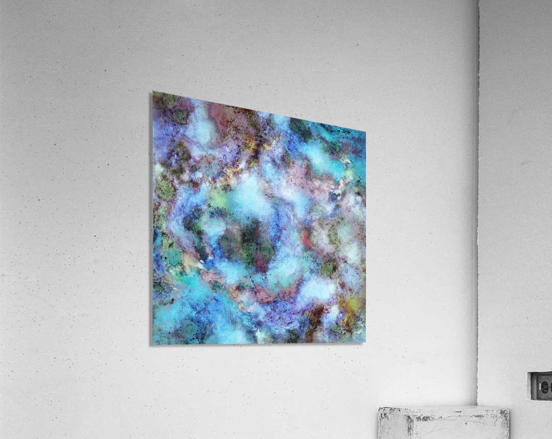 Tangled air  Acrylic Print