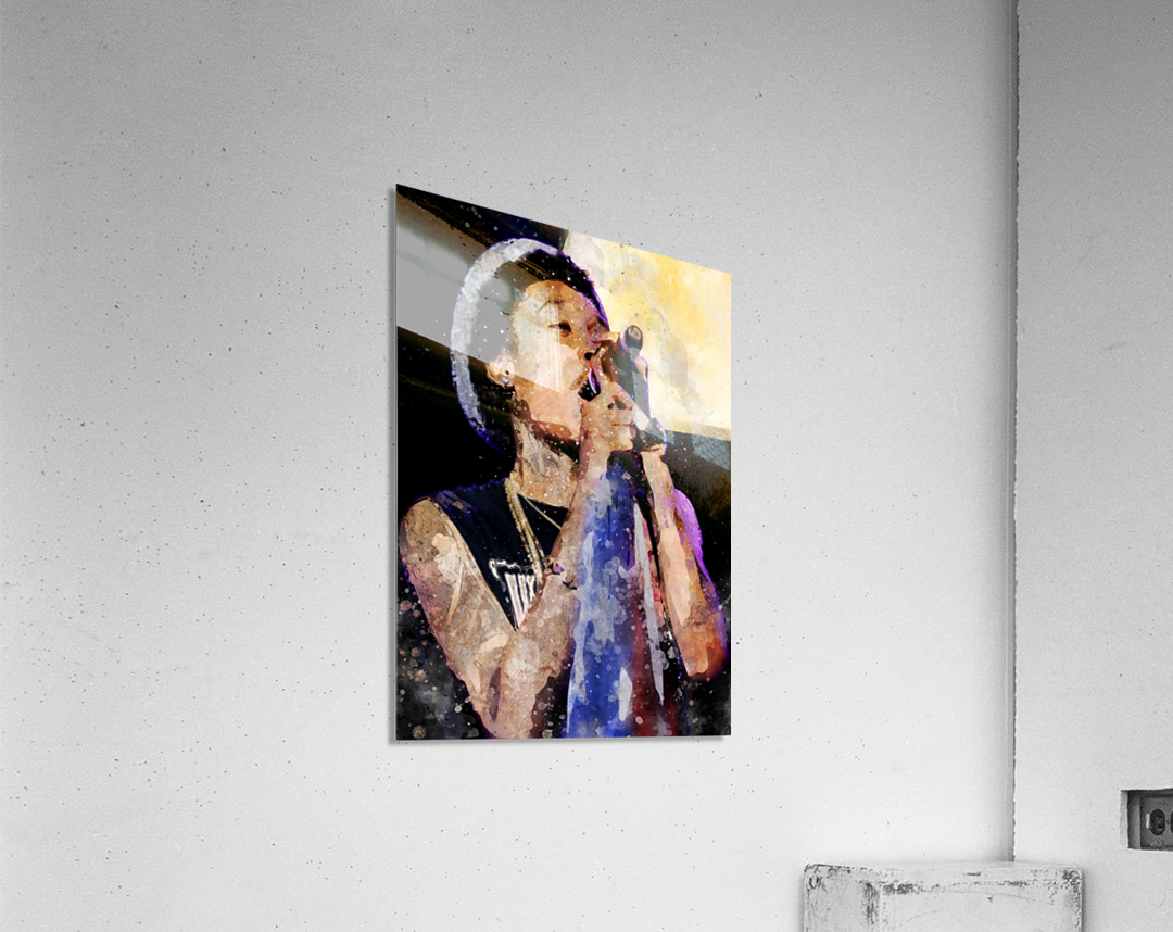 18  Acrylic Print