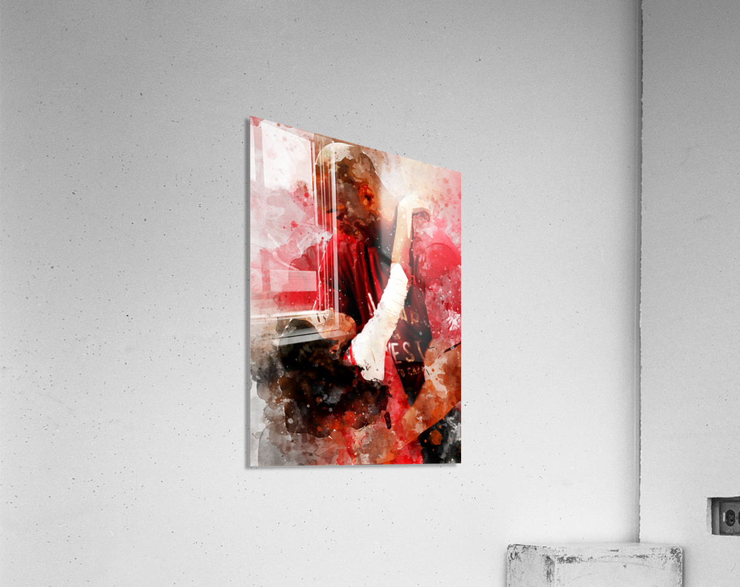 yu6  Acrylic Print