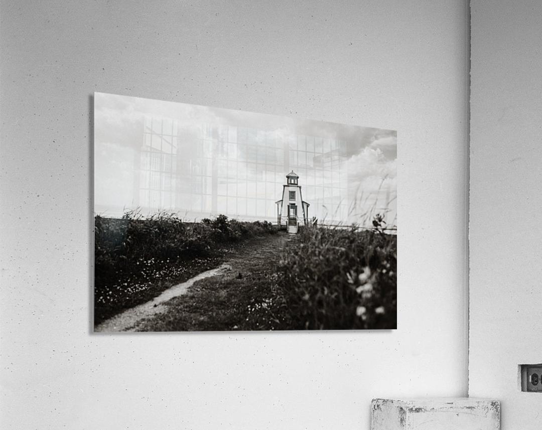 Phare de Saint-Andre Kamouraska  Impression acrylique