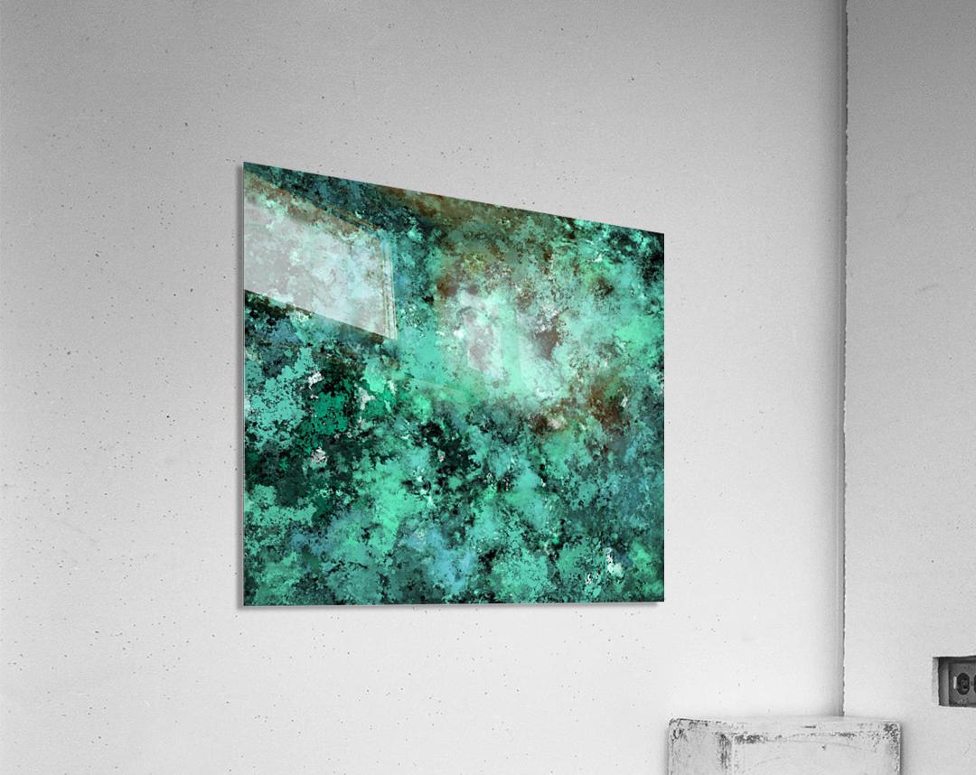 Decompose  Impression acrylique