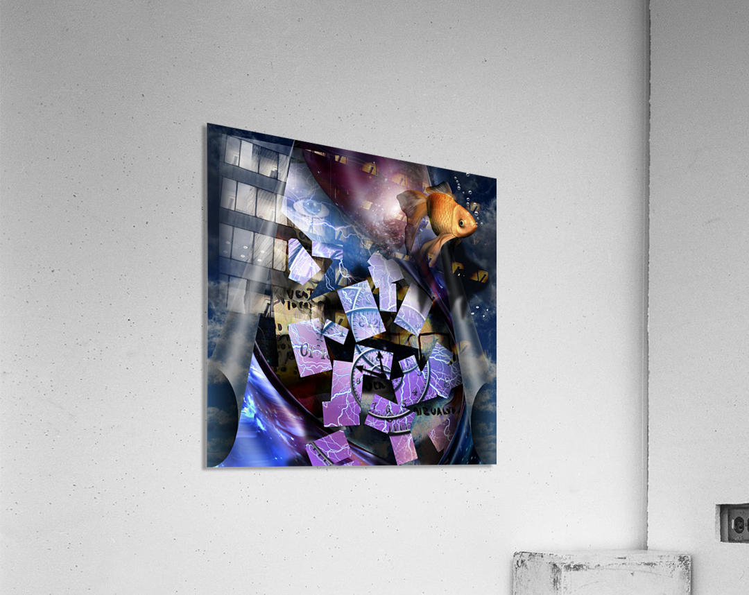 In a Dream  Acrylic Print