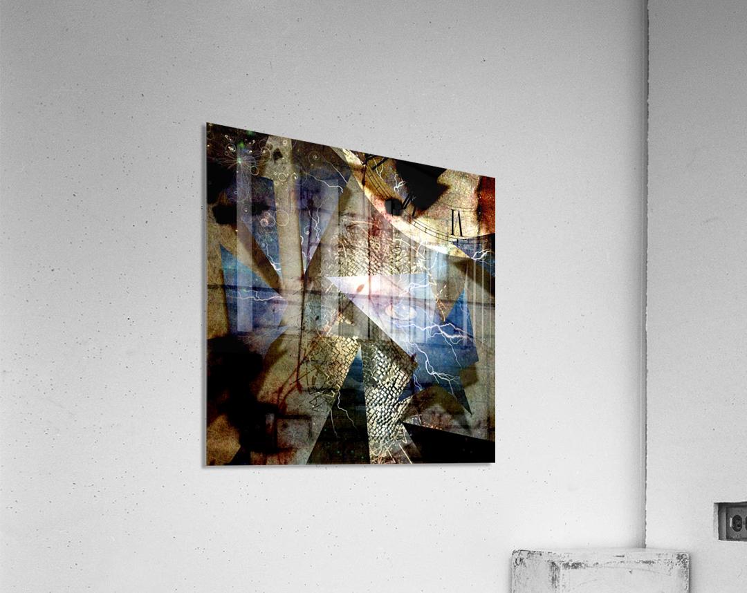 The Shards of Reality  Acrylic Print