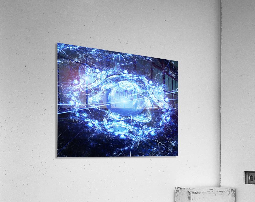 Kingdom of Ice  Acrylic Print