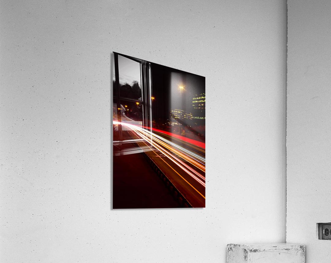 DVP Spectrum 3  Acrylic Print
