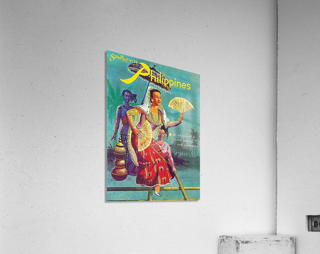 Philippines  Acrylic Print