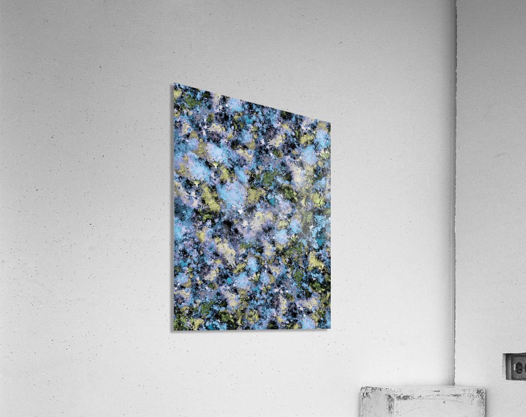 Glance  Impression acrylique
