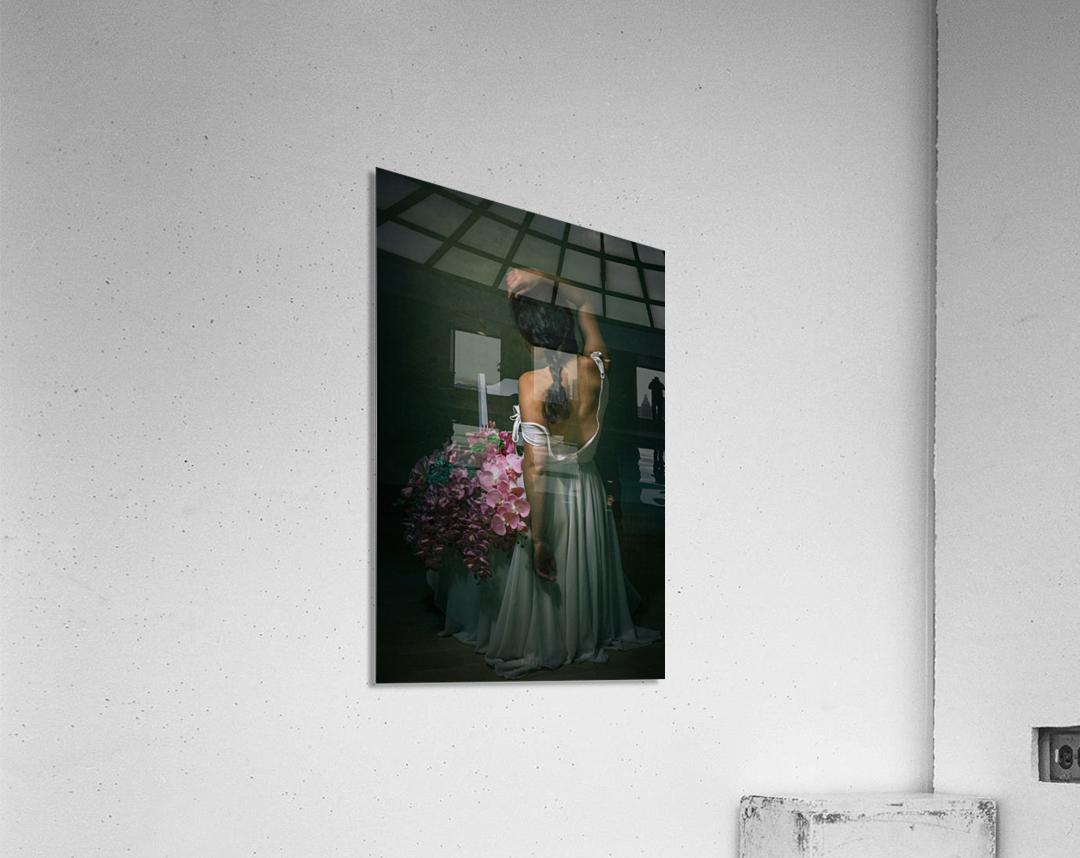 Le beau dos 2  Acrylic Print