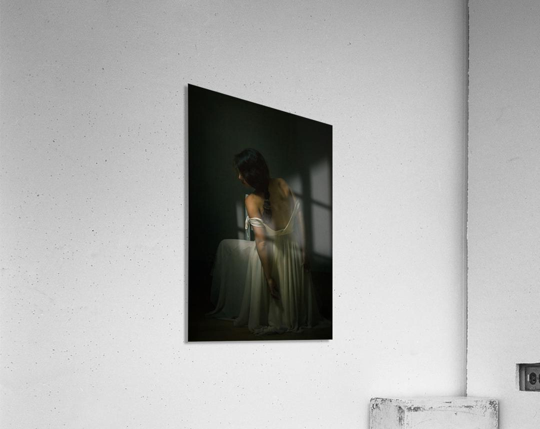 Le beau dos 1  Acrylic Print