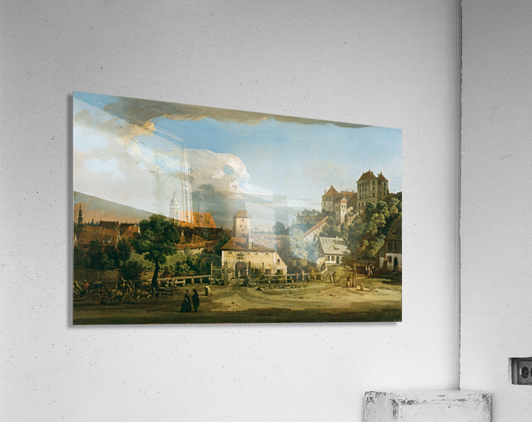 The Obertor from the South  Acrylic Print