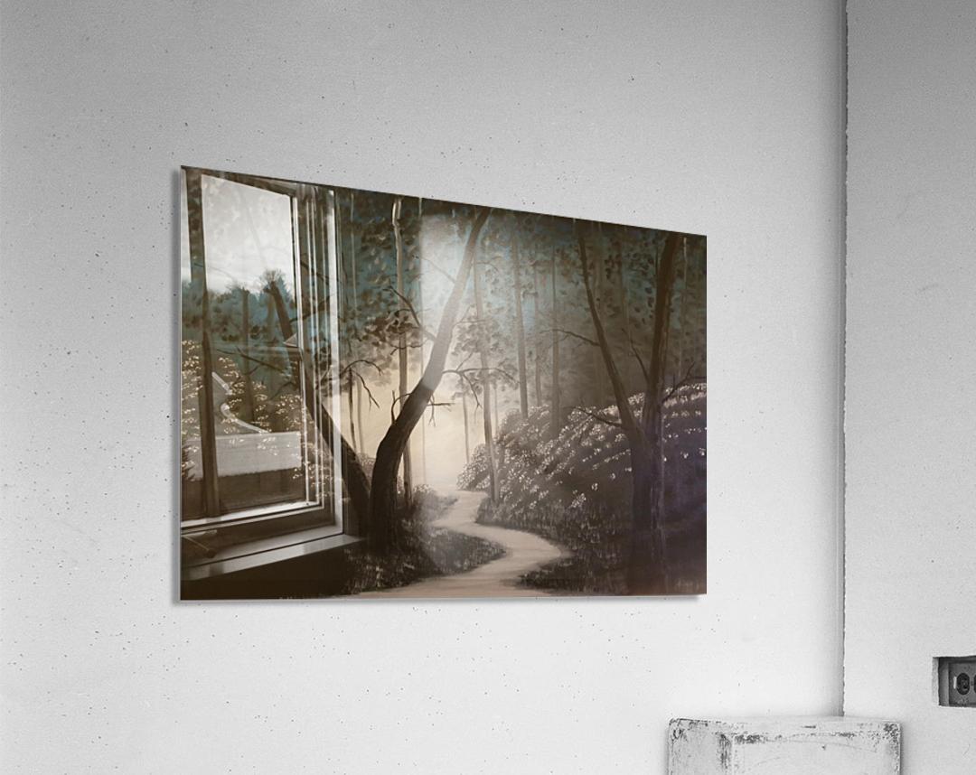 Idyll  Acrylic Print
