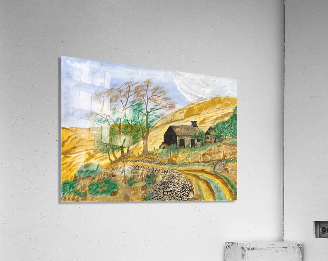 Falstone walk  Acrylic Print